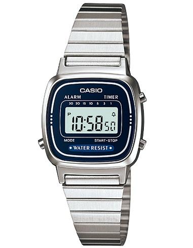 Casio Standard รุ่น LA670WA-2DF
