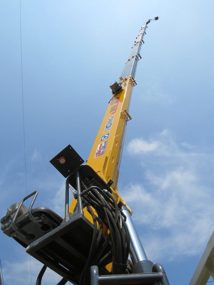 เครนติดรถบรรทุก 6.3 ตัน 21 เมตร ติดรถบรรทุก6ล้อ 10ล้อ ติดต่อ เอก 086-7655500