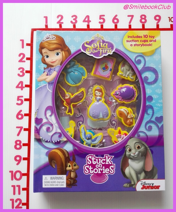Sofia the First : Stuck on Stories