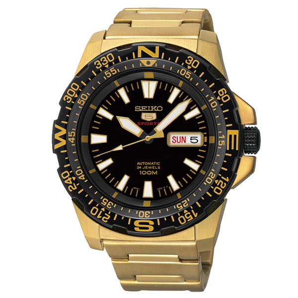 Seiko 5 Sports Automatic SRP548J1 SRP548J Men's Watch