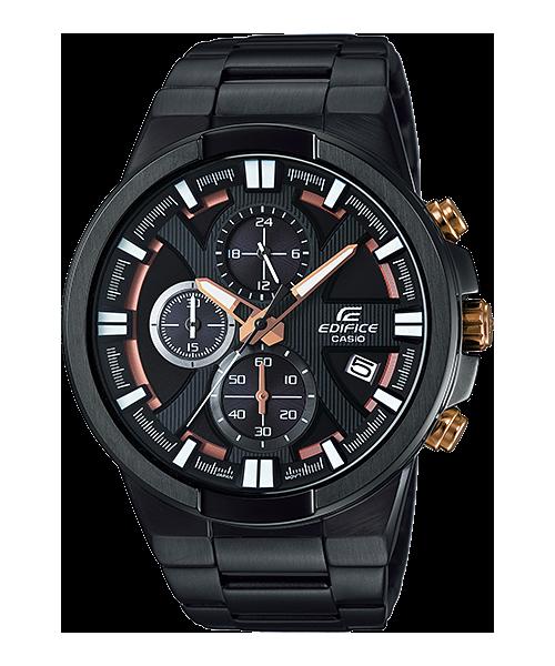 Casio Edifice Chronograph All Black Sport Watch รุ่น EFR-544BK-1A9