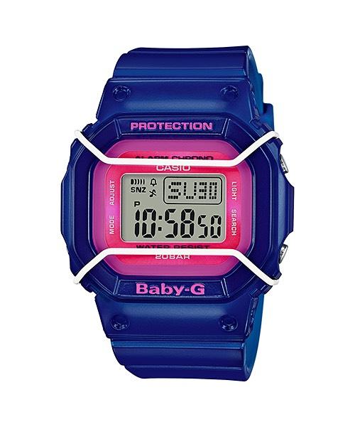 Casio Baby-G BGD-501FS Vivid Fashion color series รุ่น BGD-501FS-2
