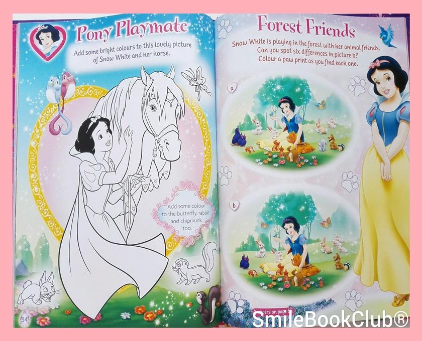 Princess Annual 2014 : Disney