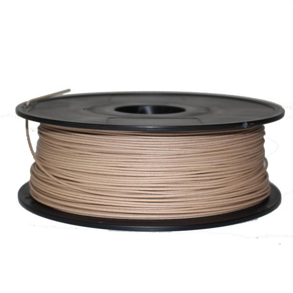Wood Filament ( เส้นพลาสติก Wood สำหรับ 3D printer )