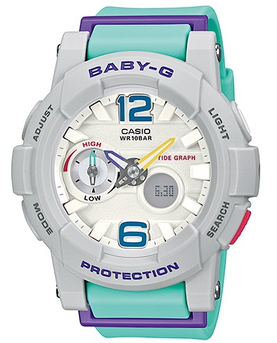 Casio Baby-G รุ่น BGA-180-3BDR