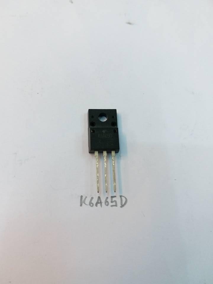 K6A65Dราคาตัวล่ะตัวถังTO-220F