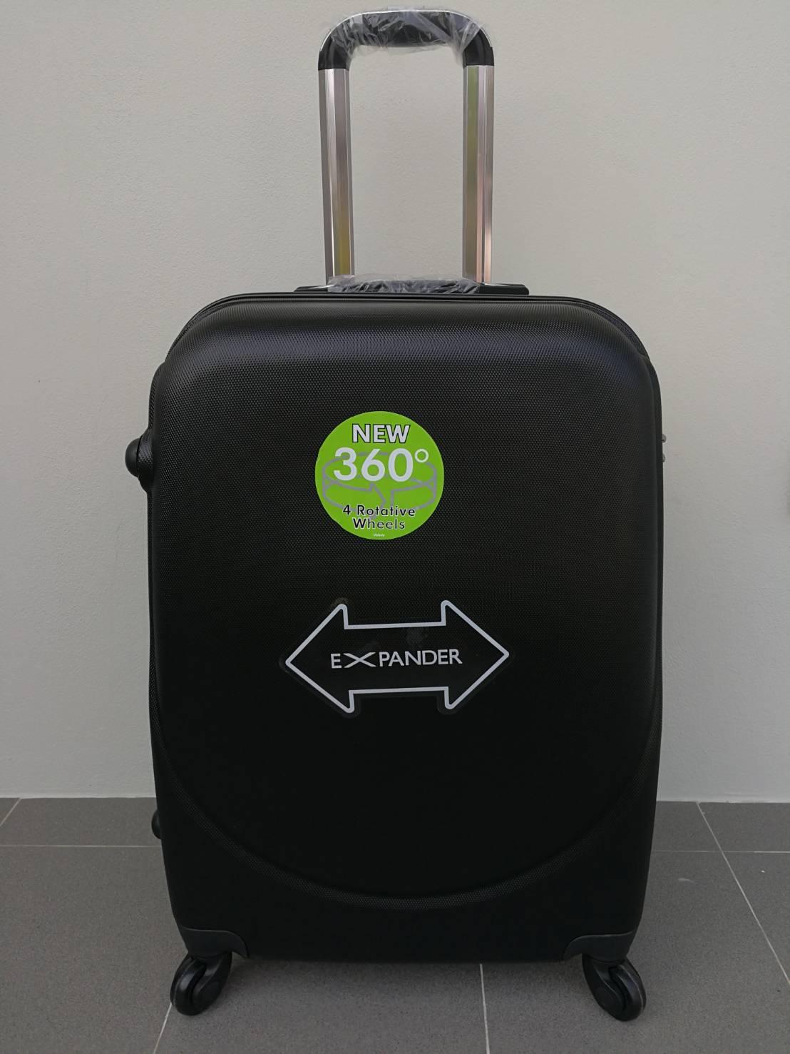 กระเป๋าเดินทางไฟเบอร์ 28 นิ้ว