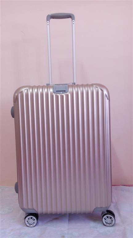 กระเป๋าเดินทาง ล้อลาก 25 นิ้ว ขอบอลูมิเนียม NEW DESIGN FROM JAPAN