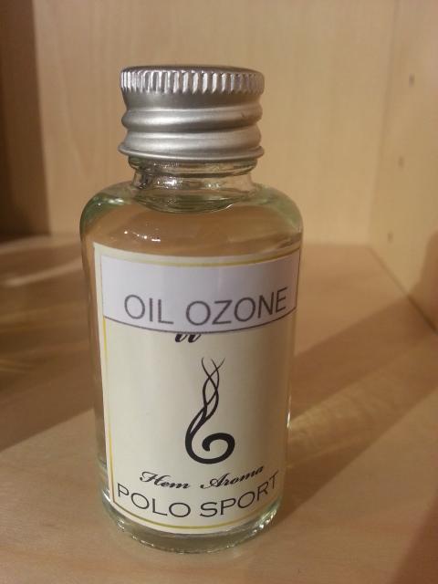 Aroma Oil Ozone Polo 30ml.