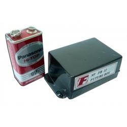 กล่องFB12 Boxกล่องพลาสติกเอนกประสงค์ มีปีกยึดน็อต2ข้าง40*55*25mm.
