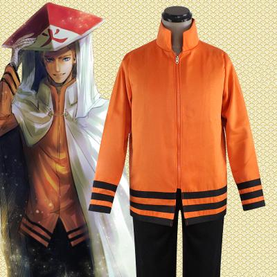 ชุดคอสเพลย์ชายแฟชั่น Boruto: Naruto the Movie แนวเครื่องแบบเซทนินจา