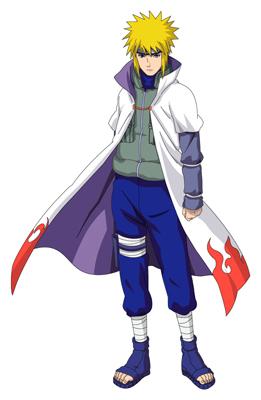 ชุดคอสเพลย์ชายแฟชั่น Naruto Yondaime แนวนินจา ดีไซส์เท่