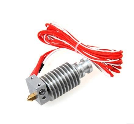 J Head สำหรับเครื่องพิมพ์ 3 มิติ (3D Printer) ขนาด Filament 1.75