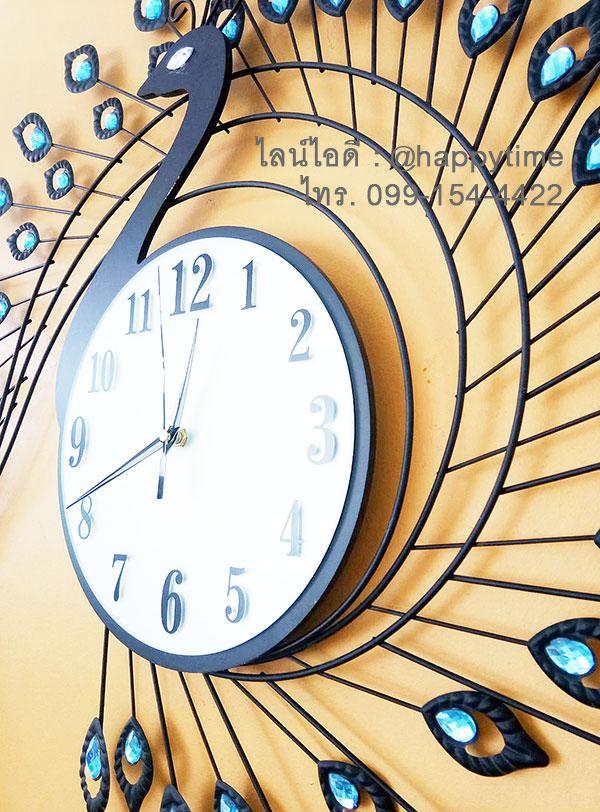 นาฬิกาติดผนังโมเดิร์น