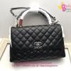 Chanel coco handle สีดำ งานHiend Original