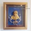 ภาพแขวนติดผนัง พระบรมฉายาลักษณ์ ร.9 กรอบทอง ของขวัญของมงคลขึ้นบ้านใหม่