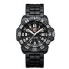 Luminox รุ่น Luminox 3052 Men's Sea Navy Seal Colormark Black Dial Black Polyurethane Bracelet Dive Watch