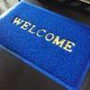 พรมยางดักฝุ่่่น Welcome