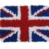 พรมเช็ดเท้า แฟนซี ลาย ธงอังกฤษ L