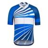 **สินค้าพรีออเดอร์** New เสื้อปั่นจักรยาน Rapha สีน้ำเงินลายสวย (Copy)