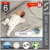 sabai cover ผ้าปูที่นอนชั้นใน กันน้ำ ระบายอากาศ ลดไรฝุ่น - [ KING SIZE 6 ft. BED inner COVER ]