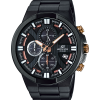 Casio Edifice Chronograph All Black Sport Watch รุ่น EFR-544BK-1A9