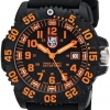 Luminox รุ่น LUMINOX 3059 EVO Navy Seal Dive Watch Colormark (Orange)