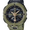 Casio G-Shock GA-500P Punching pattern series รุ่น GA-500P-3A