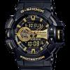 Casio G-Shock Limited Garish Black & Gold Series รุ่น GA-400GB-1A9