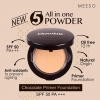 MEESO Chocolate Primer Foundation Powder SPF 50 PA+++