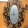 นาฬิกาติดผนัง Modern เก๋ๆตกแต่งบ้าน ดีไซน์รังนก