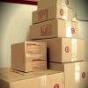 กล่องไปรษณีย์ฝาชน สำหรับลูกค้าสบู่พรทิน่า ไซส์ C