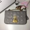 Dior addict flap bag สีเทา งานHiend Original