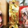 ของขวัญมงคลสำหรับขึ้นบ้านใหม่ ขงเบ้งชุดทอง ขนาด 10 นิ้ว