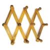 ที่แขวน ผ้าเช็ดตัว กระเป๋า จิปาถะ ผลิตจากไม้สัก