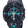 Casio G-Shock GA-500P Punching pattern series รุ่น GA-500P-1A