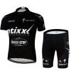 พร้อมส่ง >> ชุดปั่นจักรยาน New 2016 รุ่นใหม่ล่าสุด ETIXX ชุดโปรทีมจักรยาน สีดำ