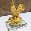 ของขวัญปีใหม่มงคล ไก่เหยียบถุงเงินถุงทอง