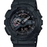 Casio G-Shock Limited Military Black Series รุ่น GA-110MB- 1A