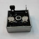 KBPC1506 ไดโอดบริดจ์15A600Vตัวถังเหล็กdiode bridge rectifier