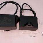 C1UF450VACมีสายไฟยี้ห้อSKกว้าง36มมสูง25มมหนา15มมตัวล่ะ