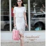 เซตลูกไม้ขาว Seoulmate by Leya