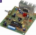 PK-1019บันทึกเสียง90วินาทีมีขยายในตัว ชุดคิทไม่ลงปริ้นท์