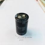 C470UF200V85cคาปาซิสเตอร์อิเล็กโทรไลท์สีดำELECTRONICSยี่ห้อRUBYCON ขนาด22มมสูง35มม(22x35MM)ราคาตัวล่ะ