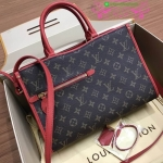 Louis Vuitton Popincourt PM Monogram งานHiend 1:1