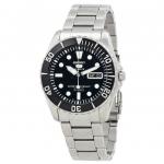 นาฬิกา SEIKO 5 Sport Automatic Black SNZF17K