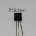BCR1AMไตรแอคควบคุมไฟACTRAICตัวถังTO-92ราคา