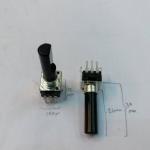 โวลุ่ม10KBราคาตัวล่โวลุ่มฺก้านดำสี่เหลี่ยมแกนยาว24มม.สีดำขนาดกว้าง10mmสูง12mm+โวลุ่มฺขอบไม่มีเกลียวใช้ในเครื่องขยายเสียง,มิกเซอร์MIXERโวลุ่มฺฺสี่เหลี่ยมสีฟ้าสีเทาโวลุ่มฺเหลี่ยมโวลุ่มฺทรงนอนราคาตัวล่ะ