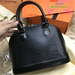 Louis Vuitton Alma BB epi สีดำ งานHiend 1:1