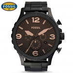 นาฬิกา FOSSIL JR1356 Men Watch Chronograph Stainless Steel Chronograph